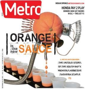 Orange-Sauce
