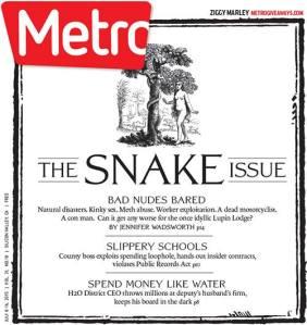 Snake-Issue