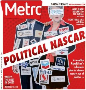 Political NASCAR
